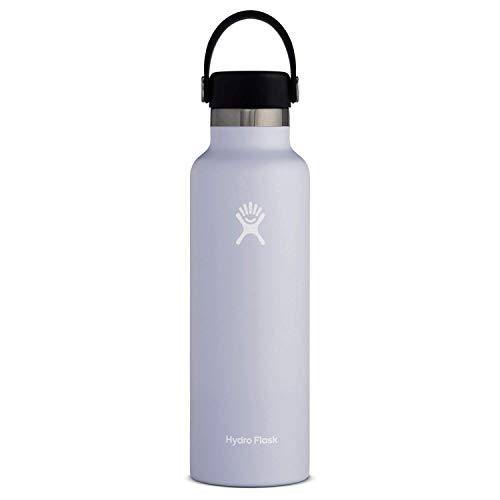 Hydro Flask Water Bottle - Standard Mouth Flex Lid