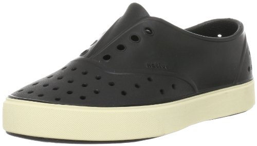 Native Miller Slip-On ,Jiffy Black,1 M US Little Kid