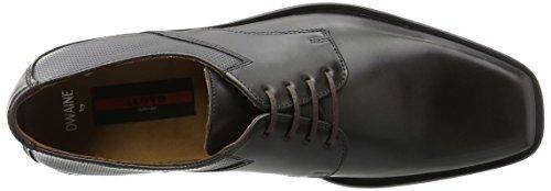 Lloyd Dwaine, Zapatos de Cordones Derby para Hombre Braun (T.D.Moro)