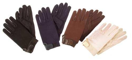 Cotton Pimple Palm Gloves
