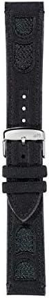 MORELLATO モレラート ファブリック 時計ベルト 完全防水 SWIM スイム 18mm ブラック 交換用工具付き [正規輸入品] X5273C93019018