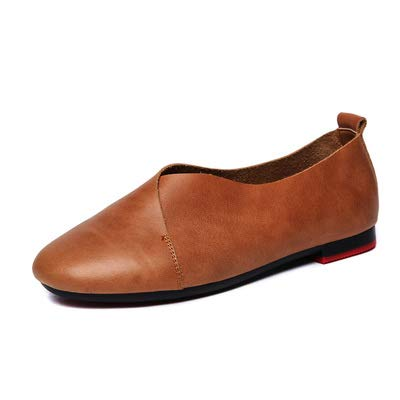 Jaune Taille coloré Chaussures 40 Jaune ZHRUI EU RxnZTwYna