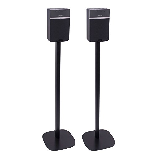 Vebos floor stand Bose Soundtouch 10 set en optimal experience in every room - Allows you to place your BOSE SOUNDTOUCH 10 exactly where you want it - Two years warranty by Vebos