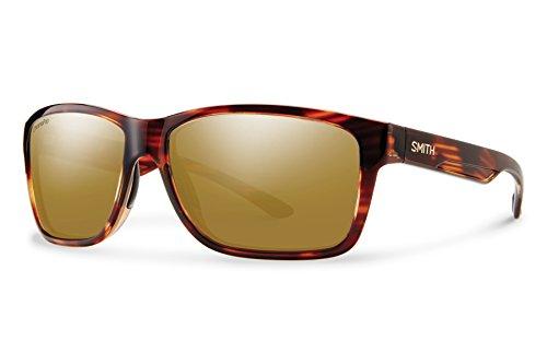 Smith Drake ChromaPop+ Polarized Sunglasses, Tortoise, Bronze Mirror - Glasses Drake With