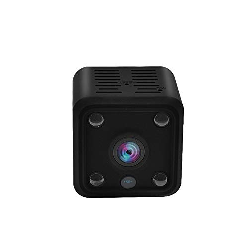 PrinceShop - Mini Camera Indoor DV Video Recorder 1080P Wireless HD Useful Infrared Wide Angle Security Home Camera Motion Detection #1229