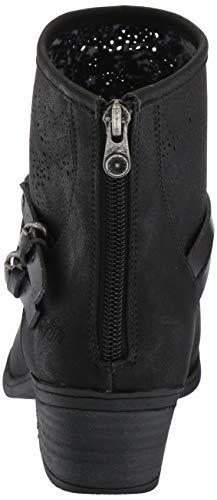 Women's Boot San Blowfish Black Ankle Bell Slay Fran wqUOdHv
