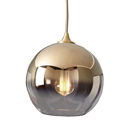 Glass Ball Light Pendant