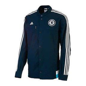 Adidas 2015/16 Chelsea FC Anthem Jacket [DKMARI] (XS) (Adidas Chelsea Jacket)