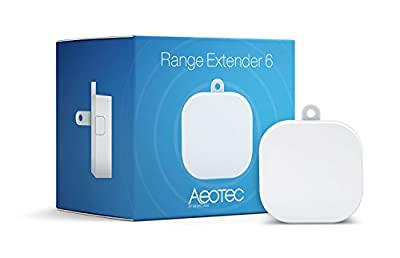 Aeotec Range Extender 6, Z-Wave Plus repeater from Aeon Labs LLC