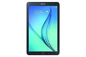 "Samsung Galaxy Tab E 9.6"" 16GB Black Wi-Fi SM-T560NZKUXAC"