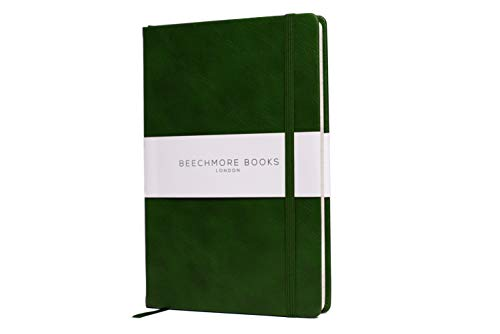 Premium British Notebook/Notepad - Beechmore Books for sale  Delivered anywhere in USA
