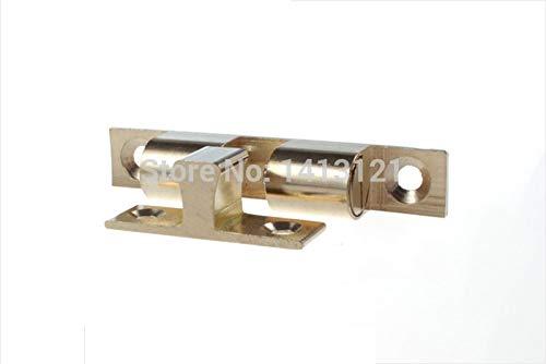 60mm brass cabinet Catch metal furniture Hardware part door catch door closer kitchen DIY household ball detent by Kasuki (Image #4)
