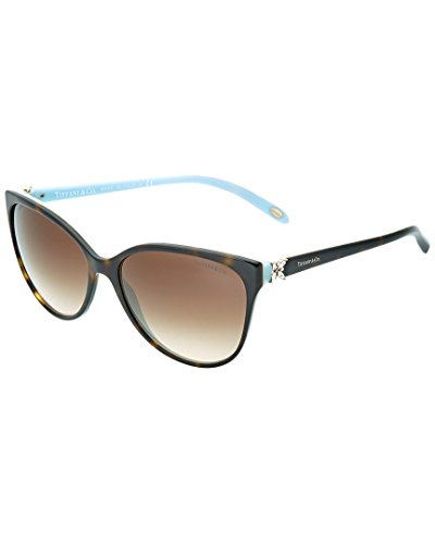 Tiffany Womens & Co. Women's 58Mm - Shape Face Sunglasses Diamond