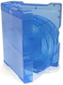 8 x Amaray Blu-ray Megapack para 9 discos: Amazon.es: Electrónica