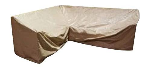 Malibu Sectional Sofa - All Backyard Fun Malibu Right Hand Facing 6pc. Sectional Cover