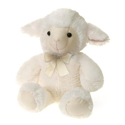 Amazon Com Fiesta Toys E07553 15 Cuddle Lamb Plush Animal Toys
