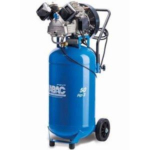 Compresseur d air à piston entraînement direct 50 litres 3 CV ABAC ... e32f4526840b