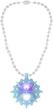 Disney Frozen 2 Elsa Necklace 5th Element Feature Necklace