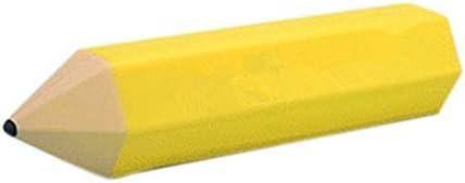 caolator lápiz Styling estuche escolar silicona lápiz caso schulsachen Nueva Publicar para niños (), color amarillo 22*5cm: Amazon.es: Oficina y papelería