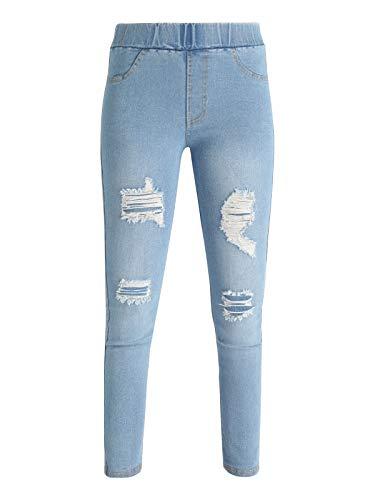 Jeans SOLADA Femme bleu Femme bleu SOLADA SOLADA clair clair Jeans wXnqI7xUW4