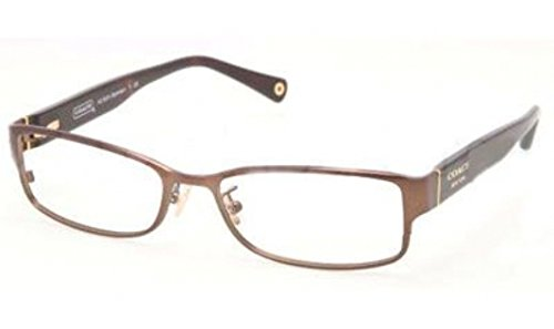 COACH Eyeglasses HC 5031 9076 Satin Brown 53MM