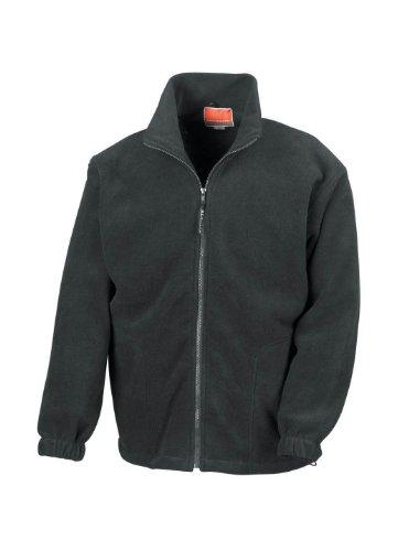 Result Polartherm(TM) Jacket, Chubasquero para Hombre Schwarz - Schwarz