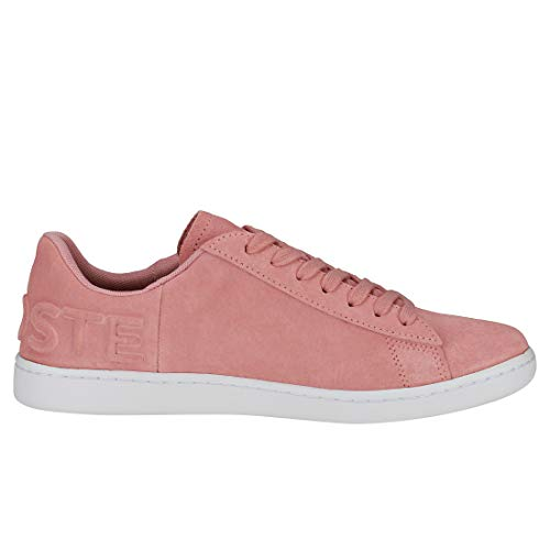 Mode Evo Baskets Femme Lacoste Carnaby Rose Pink qHwPAI1