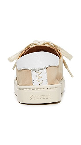 Ibiza Sneaker Soludos Nude Women's LACE UP Classic 5XXRT4q