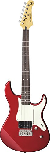 Yamaha Pacifica PAC510V CAR Solid-Body Electric Guitar, Candy Apple red