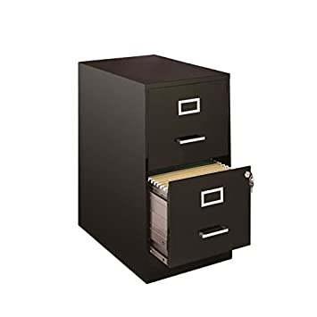 Phenomenal Pemberly Row 2 Drawer File Cabinet In Black Interior Design Ideas Pimpapslepicentreinfo