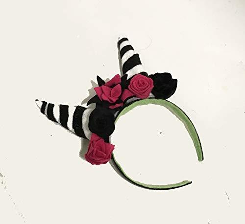 Dragon or Medusa flower crown -