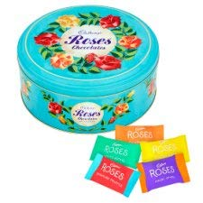 Cadbury Roses Christmas chocolates tin 818g