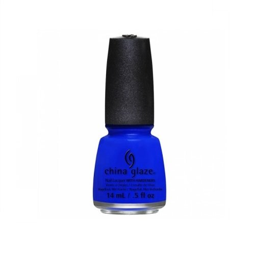 China Glaze Nail Polish, I Sea the Point, 0.5 Ounce