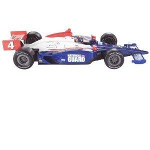 Hot Wheels IZOD IndyCar® Series #4 Dan Wheldon Indy Car 1:64 Scale -