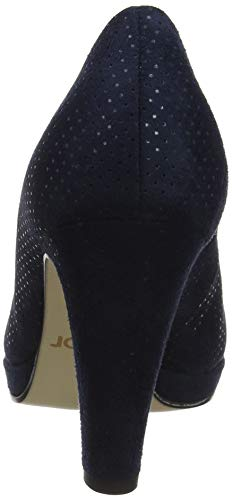 Bleu 56 Fashion Gabor Escarpins Gabor Shoes River Femme P1fqwA0g