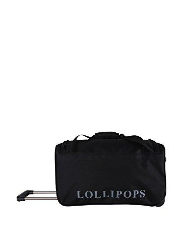 LOLLIPOPS Trolley blando Negro 33 cm