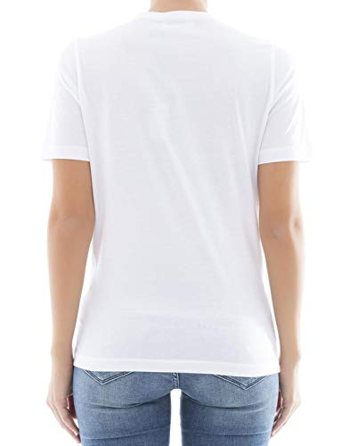 Blanco Mujer T Algodon Dsquared2 shirt S75gc0882s22427100 1EHqHpxf