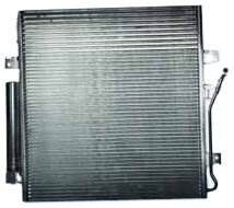 TYC 3664 Dodge Nitro Parallel Flow Replacement Condenser