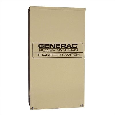100 Amp Indoor Automatic Transfer Switch