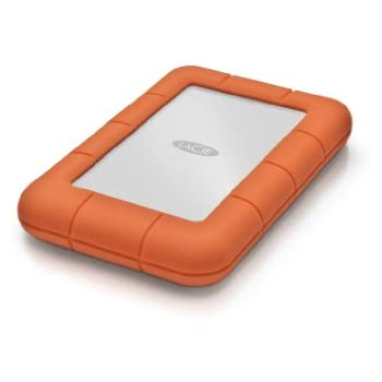 LaCie Rugged Mini USB 3.0  7200RPM 500GB Portable Hard Drive LAC301556