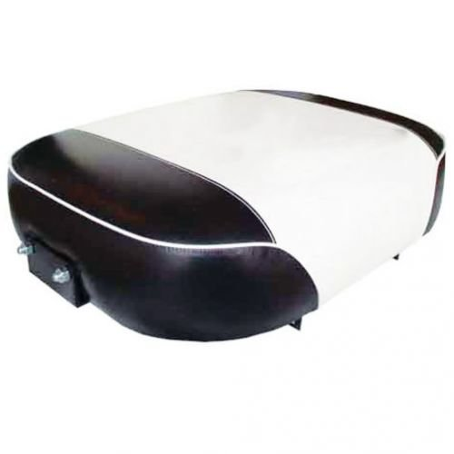 All States Ag Parts Seat Cushion Vinyl Black/White/Black Oliver 1550 1750 1950 1850 1650