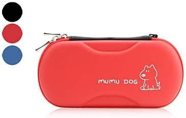 Wohai Gadget Mall - Perro mumu airform estuche protector para Sony PSP y desaparecer (varios colores), Rojo: Amazon.es: Videojuegos
