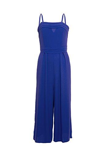 Smash Blue Largo Azul Inde Para Mujer Mono dark vZvwf