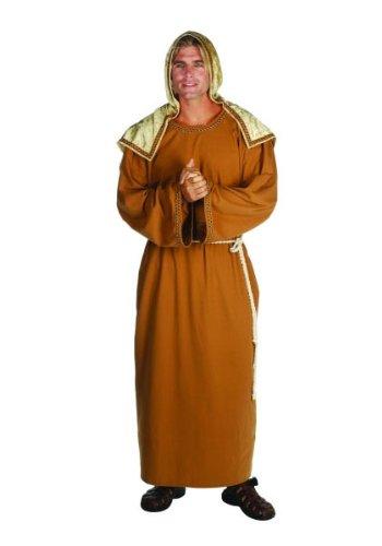 Joseph Costume Men For (RG Costumes Men's Joseph, Brown, One)