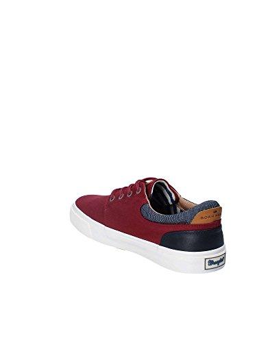 40 Bordeaux Uomo WM181020 Wrangler Sneakers 6tUIqxwnnT