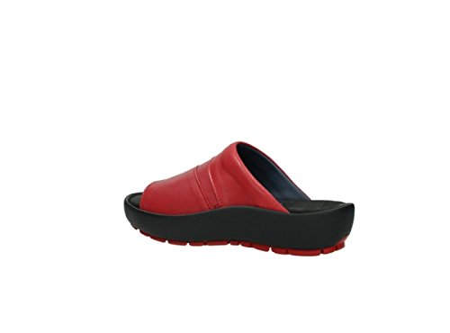 Confort 20500 Red nbsp;havana 03326 Leather Wolky Cx0wv4qx