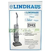 Lindhaus DH3 Paper Bags + Filters