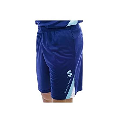 Softee - Pantalon Padel K3 Color Royal/Blanco/Celeste Talla L