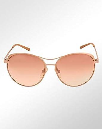 869e24521 Óculos de Sol Feminino Ana Hickmann Metal Rosê: Amazon.com.br ...