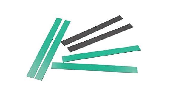 Cinta magnética flexible Bieco, 6 tiras magnéticas para ...